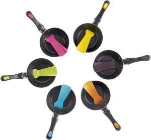 Mini wokpannetjes van Tefal